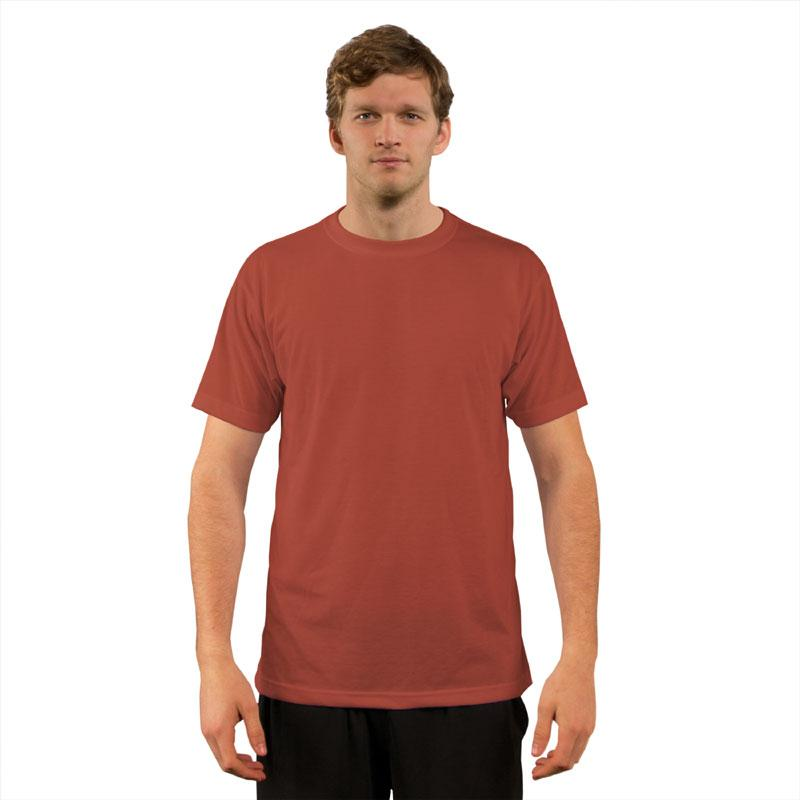 Vapor Adult Basic T - Short Sleeves - Terra Mesa - Medium