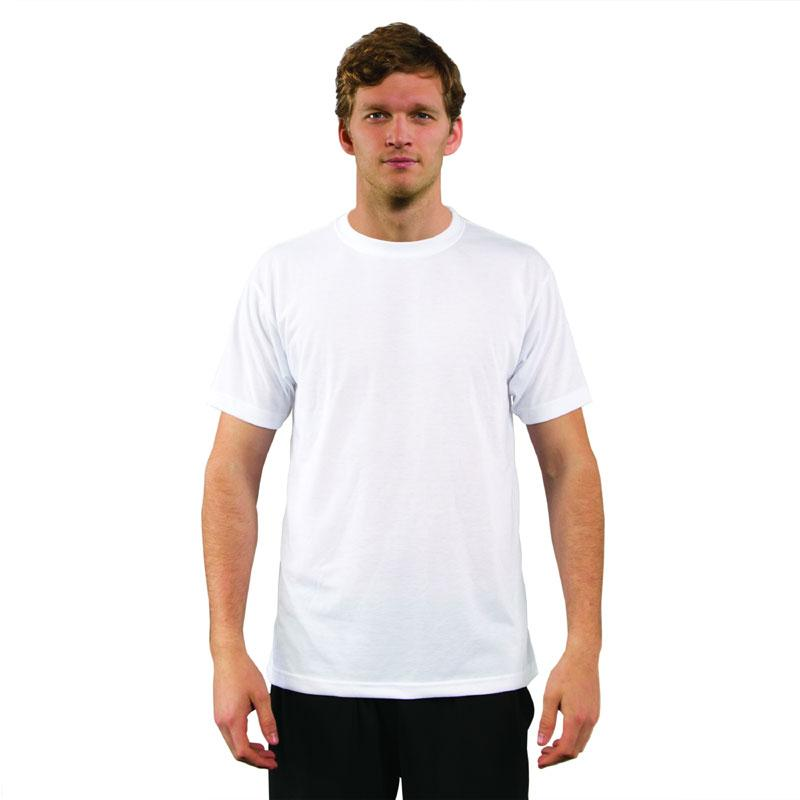 Vapor Adult Basic T -Short Sleeves- Brighter White - 2XL