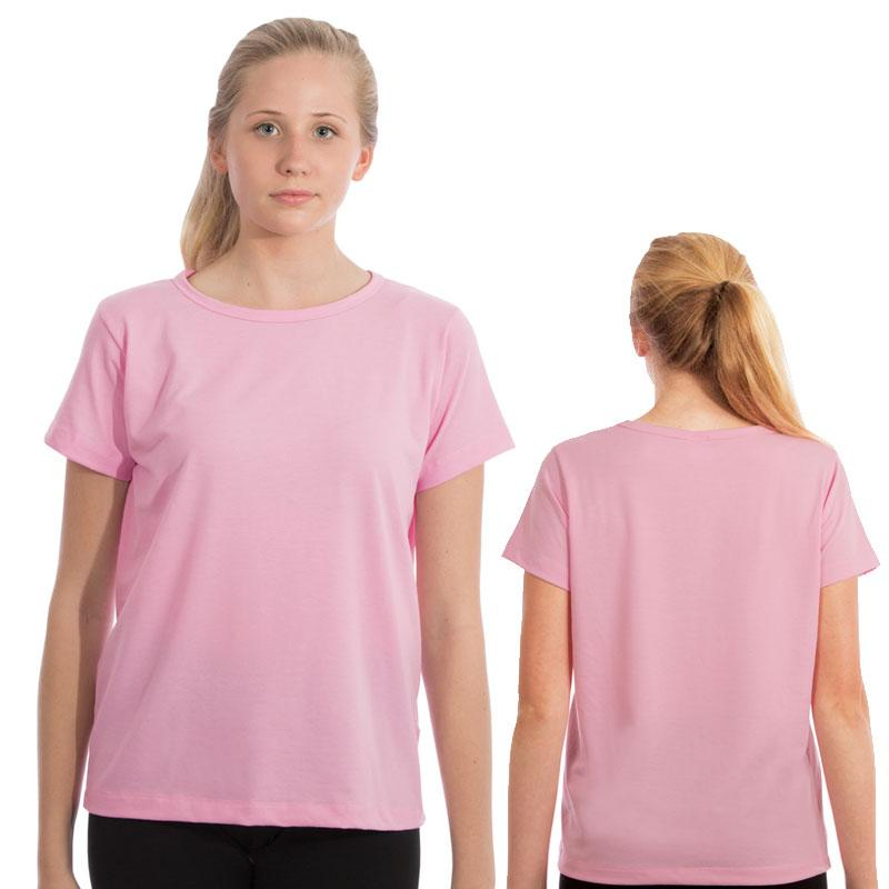 Sublimation Vapor Ladies Classic T - Pink - XS