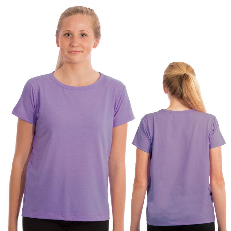 Sublimation Vapor Ladies Classic T - Lavender - XS