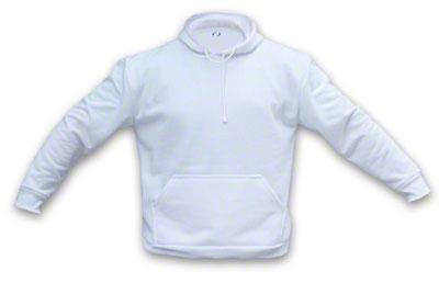 Vapor Youth Hooded Sweatshirt - Brighter White - Large