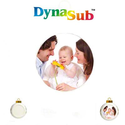 1.625 DynaSub® Round Insert for Ball Ornament