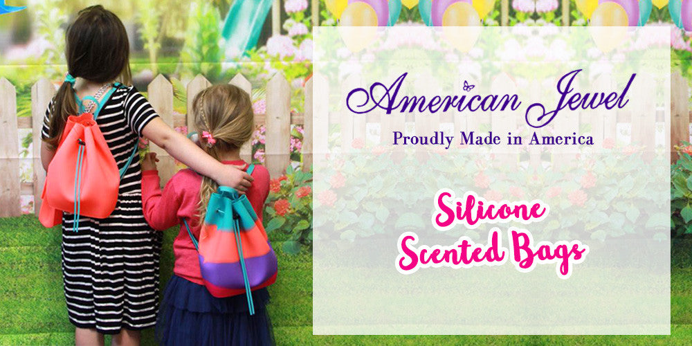 NEW: Scented Silicone Bags by American Jewel