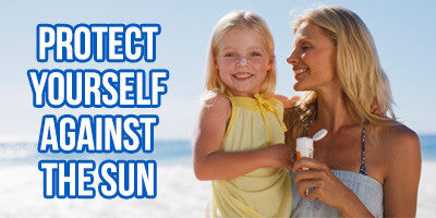 Five Steps to Protect Yourself Against The Sun