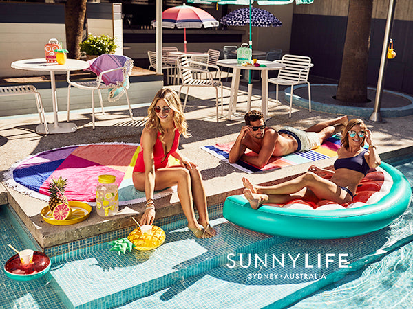 Join Us at the Pool Party with Sunnylife's New Collection