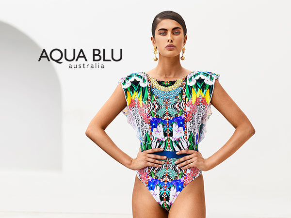 Meet Euphoria - the Latest Collection From Aqua Blu Australia