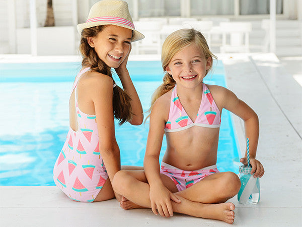 Snapper Rock UV50+  Children's Swimwear