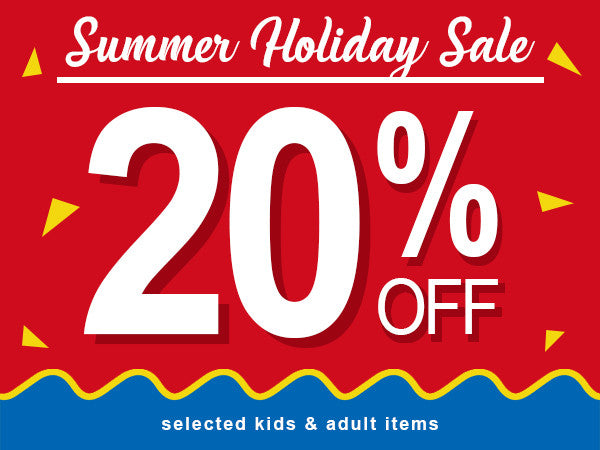 Summer Holiday Sale 2017