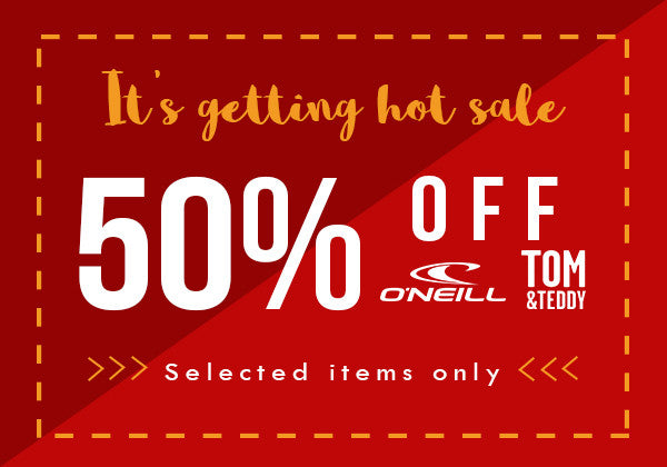 IT's GETTING HOT Sale
