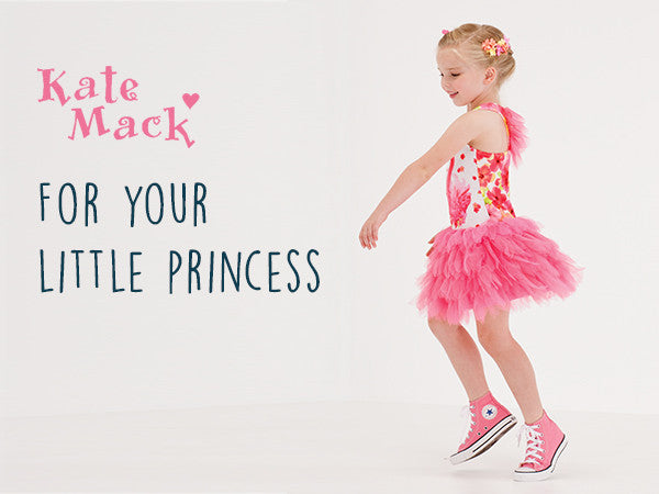 Pink Tutus and Ruffle Dresses for Little Girls