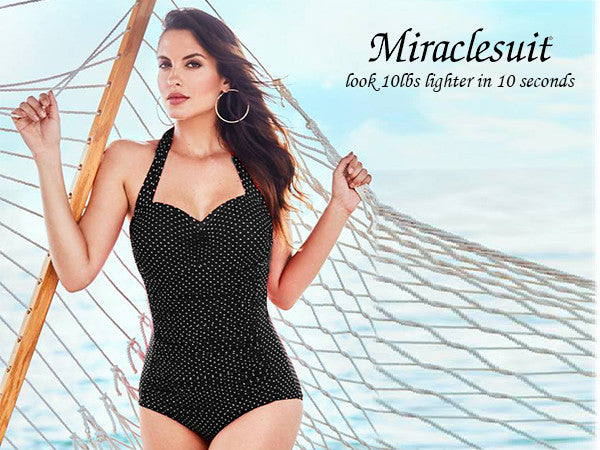 The Slimming Swimsuit in Singapore that Makes You Look 1 Size Smaller