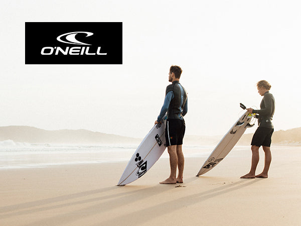 New Collection from O'NEILL – The Original California Surf Lifestyle Brand