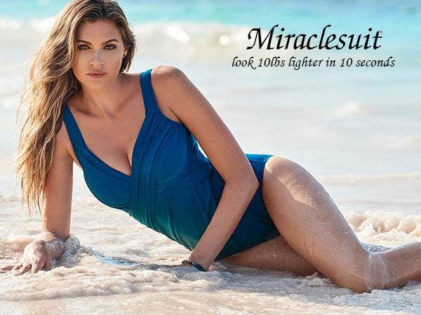New Collection from Miraclesuit - The Slimming Swimsuit You Will Love!