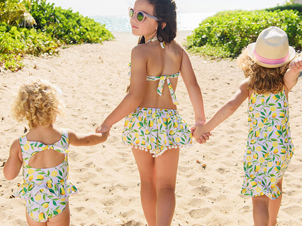 New Collection: Snapper Rock UPF50+ Swimwear for Children and Adults