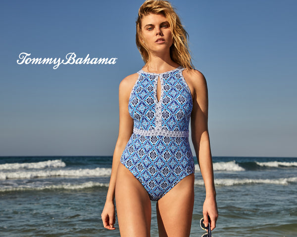 a073df1d3a Find Your New Getaway Swimsuit from Tommy Bahama