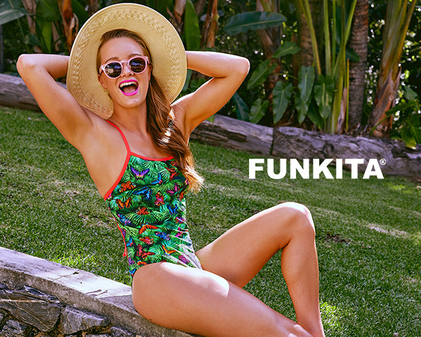 Brand New! Speed Stroke Swimsuit Collection from Funkita & Funky Trunks