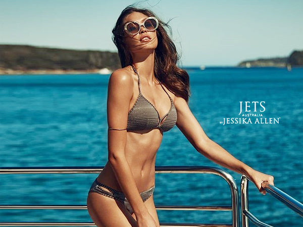 Take a Closer Look at the New Jets Swimwear Collection