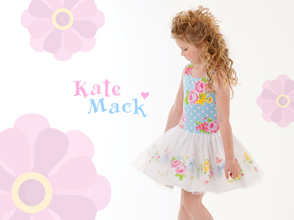 Kate Mack Dresses and Swimsuits for Your Flower Girl