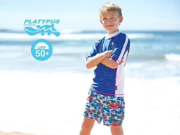 Have Fun Safely under the Sun - Platypus New Arrivals Swimsuits