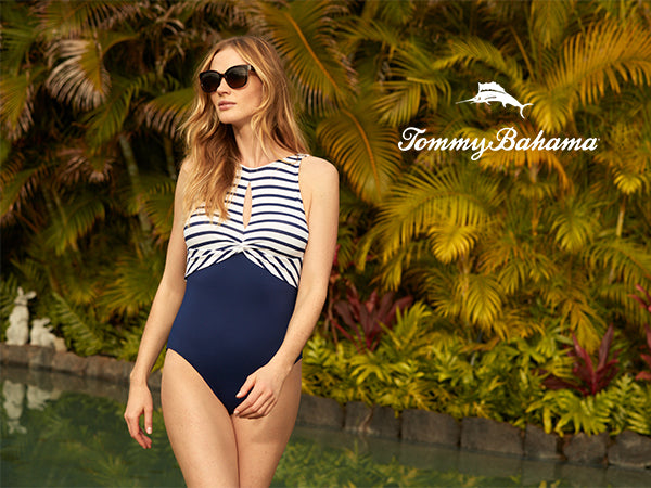 Summer has Arrived. And Your New Tommy Bahama Swimwear too!