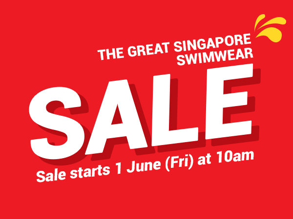 The Great Singapore Swimwear SALE 2018 - Prices start as low as $10!