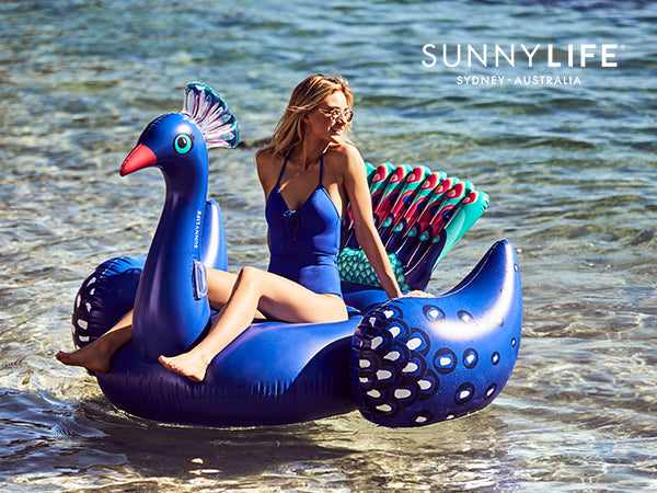 Introducing Your New Floats from Sunnylife! Join the Giveaway too