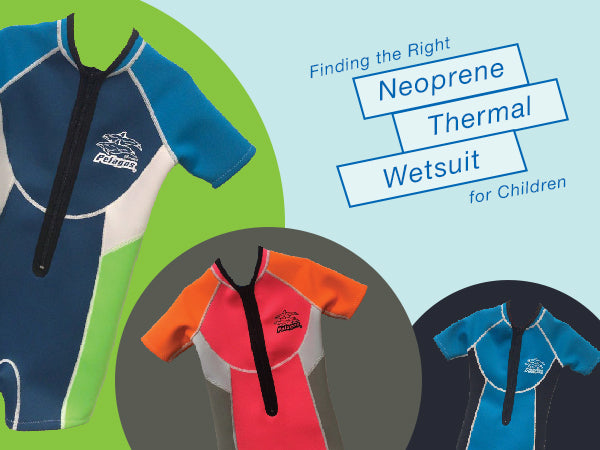 Finding the Right Neoprene Thermal Wetsuit for Children