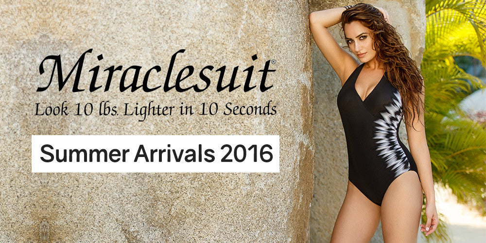 Miraclesuit Summer Arrivals 2016