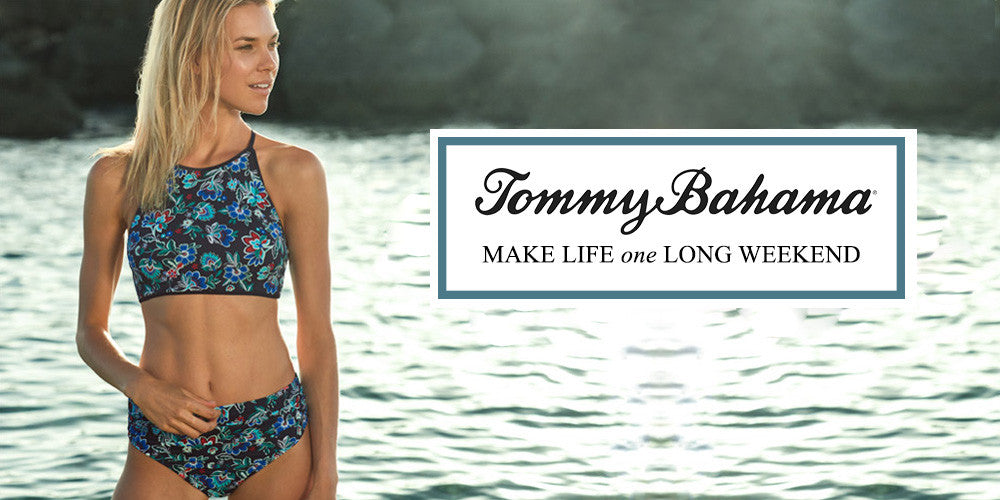 New Arrivals: Tommy Bahama Swim Range for Ladies