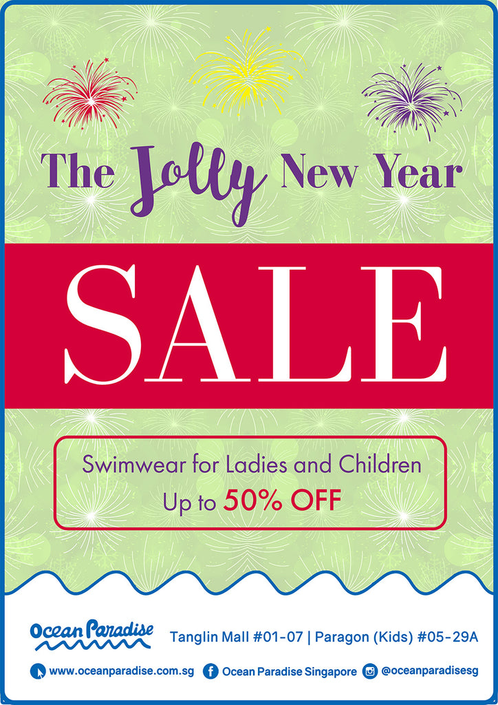 The Jolly New Year Sale