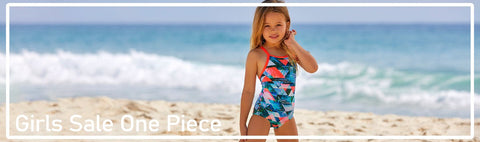 One piece swimsuit styles for girls at special discount prices. Make sure you filter the sizes you need so that you see what styles are available for you in them >> All Sale Items are Final Sale. Please see here for more details.