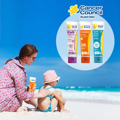 Cancer Council Australia Sunscreens