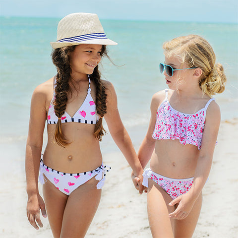 7c54d58916 More additions of swimwear styles such as bikini sets are available in new  prints for girls. Check out more designs in our stores!