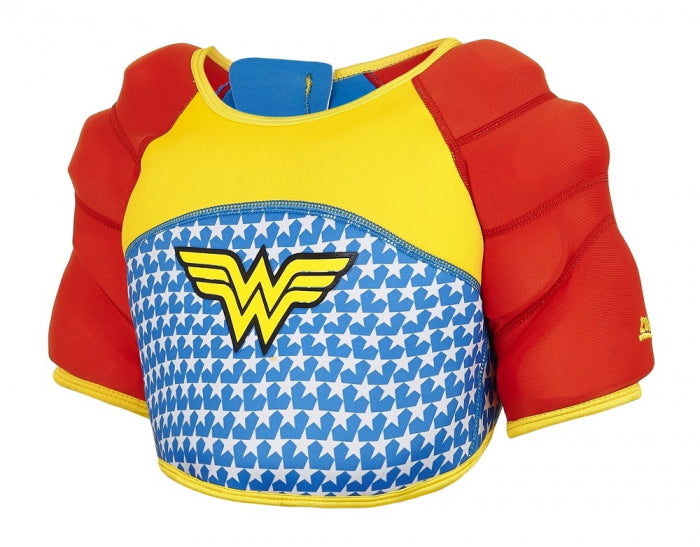 Zoggs Water Wing Vest Wonder Woman