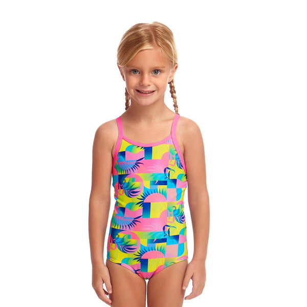 Funkita Toddler Girl One Piece D P FG01T- Sun Kissed