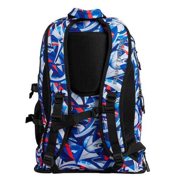 Funky Trunks Elite Squad Backpack FTG003N- Futurismo