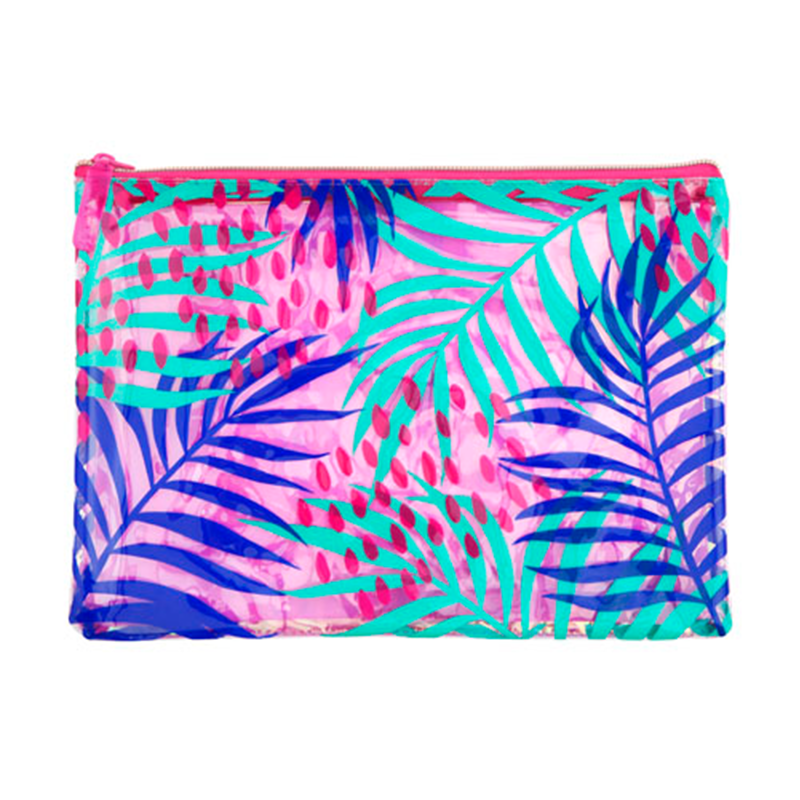 Sunnylife See Thru Pouch S0KPOUED- E. Bloom Rg