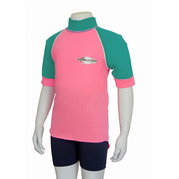 Stingray ST2003 Rashie Short Sleeves