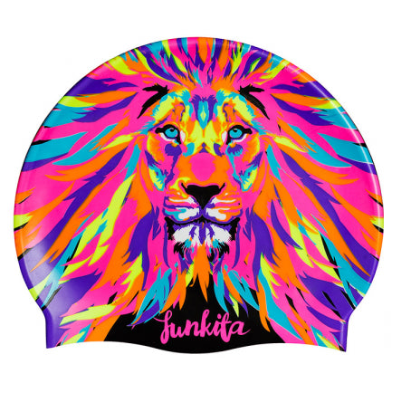 Funkita Swimming Cap FS99- Pride Power