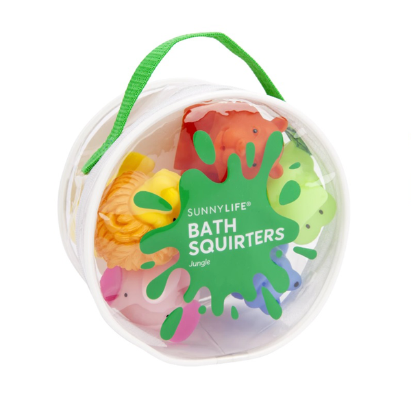 Sunnylife Bath Squirters S6 S02SQUJU- Jungle