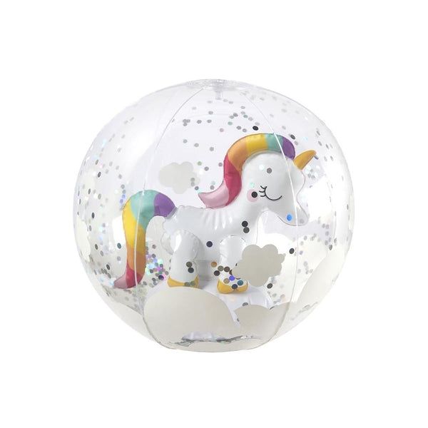 Sunnylife Unicorn 3D Beach Ball S0PBAMUN