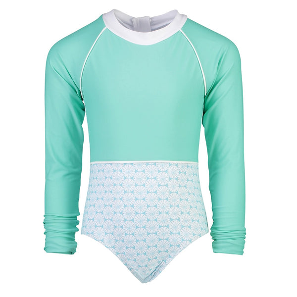 Snapper Rock Surf Suit Long Sleeves G60007L- Oceania Sustainable