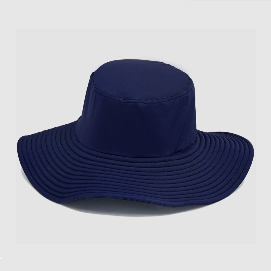 Aqua Blu Lycra Bucket Hat Kids AB2018BB- Stepping Stones