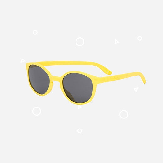 Ki Et La Sunglasses WAZZ 2-4 yrs KELWA3SUNYELLOW- Yellow