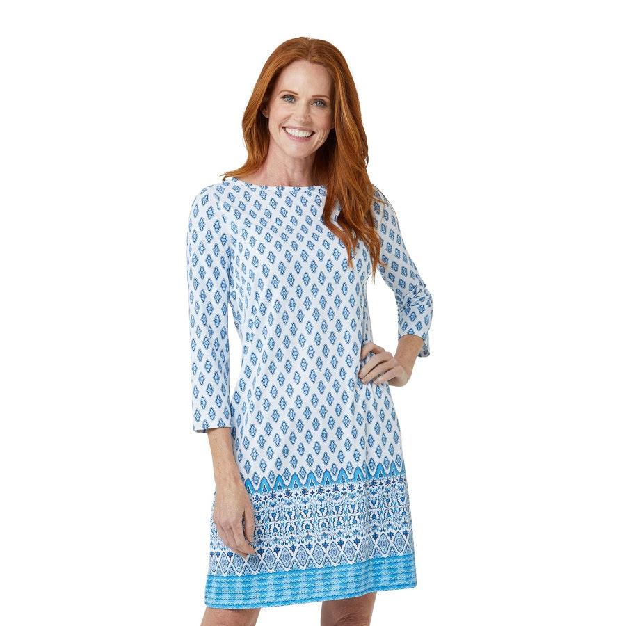 Cabana Life Cabana Shift Dress 495-SE21- Seascape