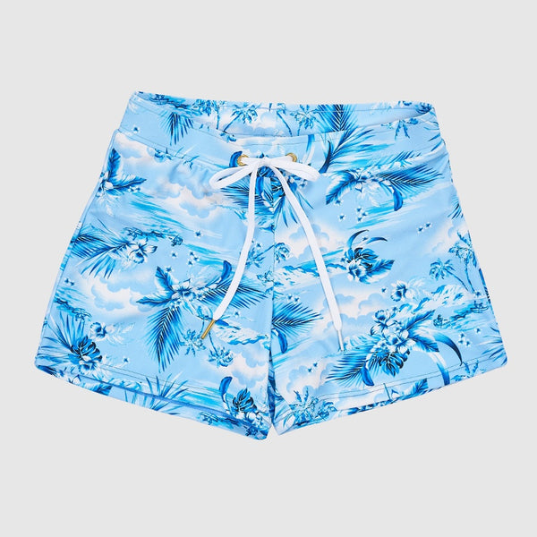 Aqua Blu Lycra Pre-Teens Swim Shorts AB2048AT- Atlas