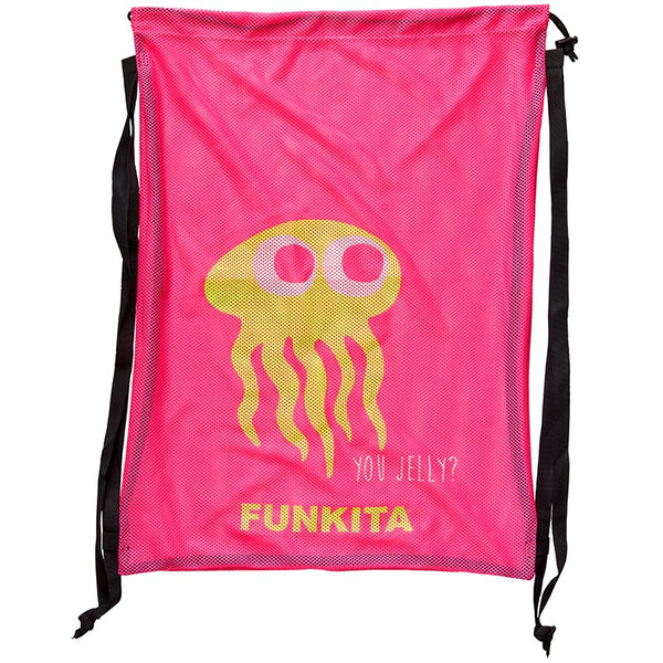 Funkita Mesh Gear Bag FKG010A- You Jelly?