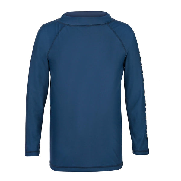 Snapper Rock Rash Top Long Sleeves B20059L- Denim