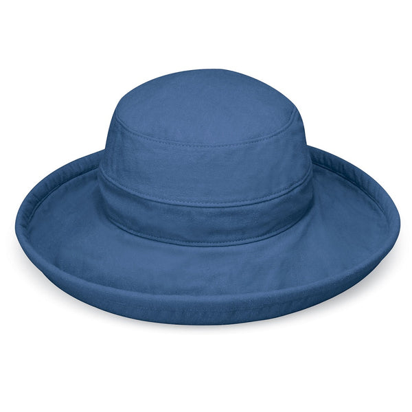 Wallaroo Hats Casual Traveler Women's CASTCV- Slate Blue