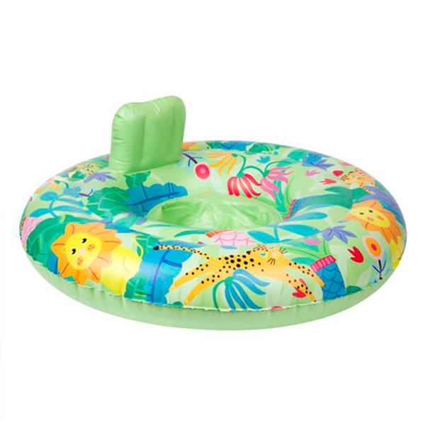 Sunnylife Baby Swim Seat S0LBASJU- Jungle